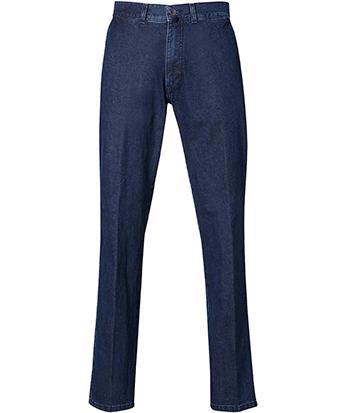 Sale - Pionier Pantalon Robert - Regular Fit - Blauw