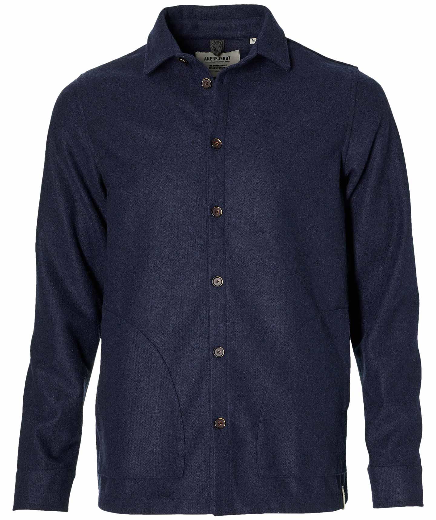 Anerkjendt Vest - Slim Fit - Blauw