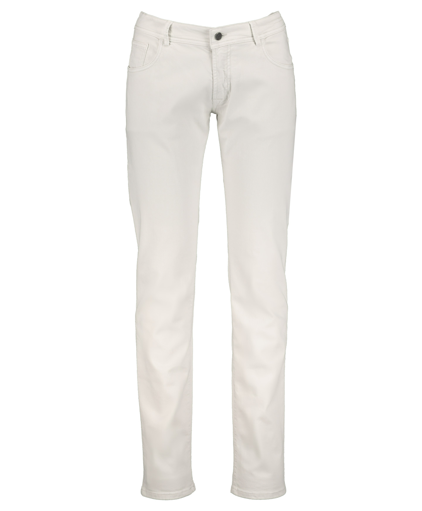 Gentiluomo Jeans - Slim Fit- Wit