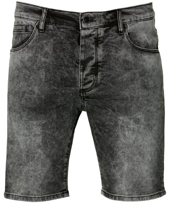 Antony Morato short skinny fit grijs | Herenkleding