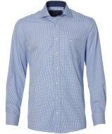 sale - CasaModa - overhemd - blauw
