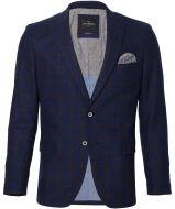 sale - Jac Hensen colbert - modern fit - blau