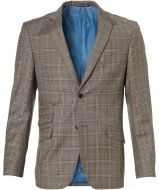 sale - Calabria colbert - regular fit - beige