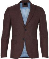 City line by Nils colbert - slim fit - rood