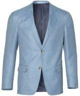 Jac Hensen colbert - modern fit - lichtblauw