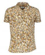 No Excess overhemd - modern fit - oker