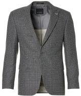 Digel colbert - modern fit - grijs
