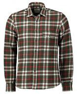 Hensen overhemd - slim fit - groen