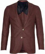 Jac Hensen Premium colbert - slim fit - rood