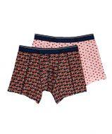 Scotch & Soda boxershorts 2 pack - roze