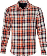 Scotch & Soda overhemd - slim fit - rood