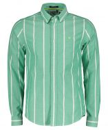 Scotch & Soda overhemd - slim fit - groen