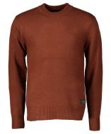Scotch & Soda pullover - slim fit - brique