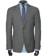 sale - Jac Hensen kostuum - modern fit - grijs