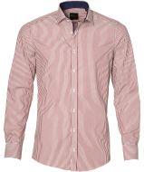 sale - Venti overhemd - slim fit - rood