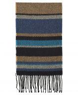 Jac Hensen shawl - blauw