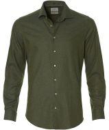 Jac Hensen Premium overhemd -slim fit- groen