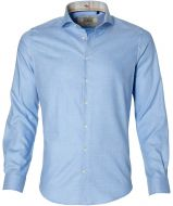 Jac Hensen Premium overhemd -slim fit -blauw