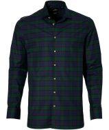 Jac Hensen overhemd - modern fit - groen