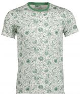 Dstrezzed t-shirt - slim fit - groen