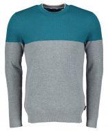 Ted Baker pullover - slim fit - grijs