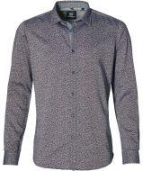 Lerros overhemd - modern fit - bordeaux