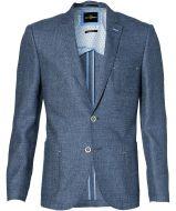 sale - Jac Hensen colbert - modern fit - blauw