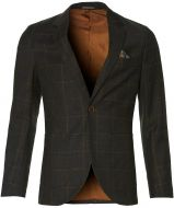 Matinique colbert - slim fit - grijs
