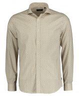 Matinique overhemd - slim fit - geel
