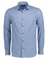 Matinique overhemd - slim fit - blauw