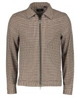 Matinique overshirt - slim fit - bruin