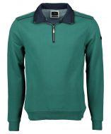 Jac Hensen polo - modern fit - groen