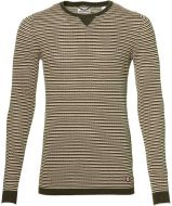 sale - Dstrezzed pullover - slim fit - groen