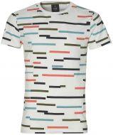 sale - Lion t-shirt - extra lang - wit