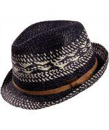 Barts hoed - blauw