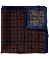 Jac Hensen pochet - bruin
