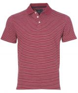 sale - Lion polo - slim fit - rood