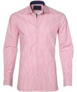 sale - Nils overhemd - extra lang - roze