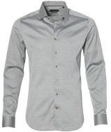 sale - Nils overhemd - body fit - grijs