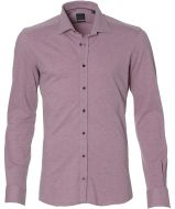 Nils overhemd - body fit - roze