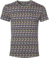 No Excess t-shirt - slim fit - roze