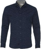 No Excess overhemd - modern fit - blauw
