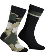 Jac Hensen sokken - 2-pack - groen