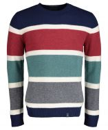 Colours & Sons pullover - modern fit - blauw