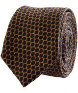 sale - Jac Hensen stropdas - geel