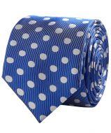 sale - City Line stropdas - blauw