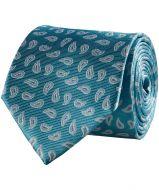 Jac Hensen stropdas - turquoise