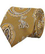 Jac Hensen stropdas - oker