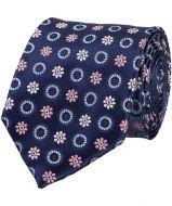 Jac Hensen stropdas - roze