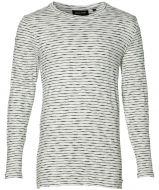 Anerkjendt pullover - slim fit - ecru